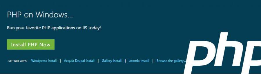 Windows 10'a PHP kurulumu nasıl yapılır?
